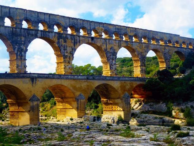 Fermeture exceptionnelle du site du Pont du Gard