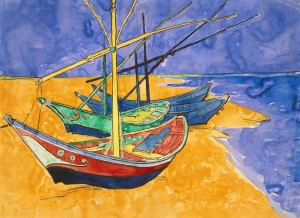1280px-Vincent_van_Gogh_-_Boats_at_Saintes-Marie_watercolour