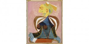 Picasso Pablo (dit), Ruiz Picasso Pablo (1881-1973). Arles, musée Réattu. MP1990-18.
