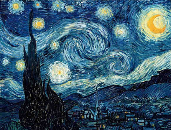 Van Gogh à Saint Rémy de Provence