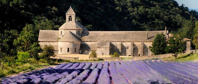 L'abbaye de Sénanque quasi sauvée