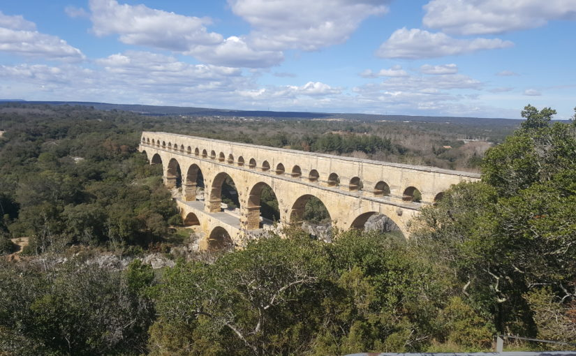 le pont du Gard – vidéo