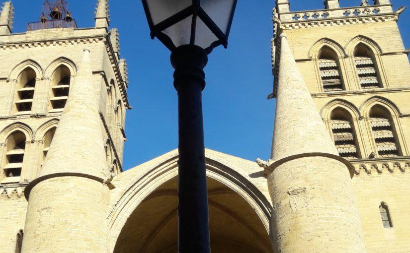Cathédrale Saint Pierre à Montpellier