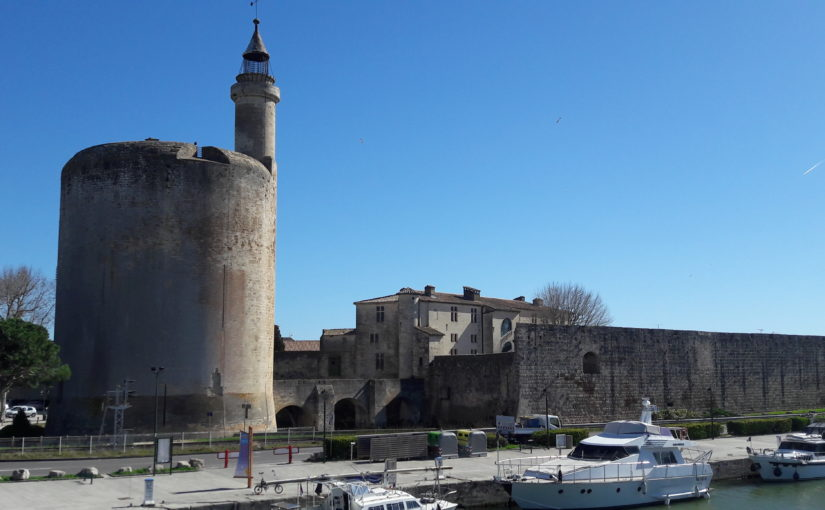 photos du jour à Aigues Mortes