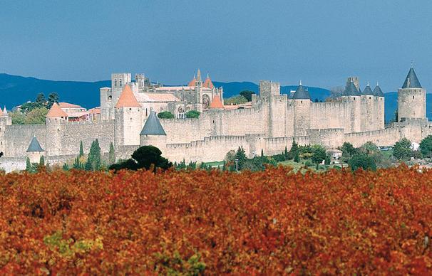Visite de Carcassonne