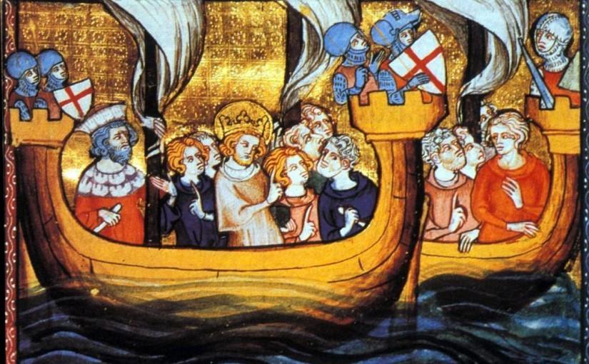 Aigues Mortes, le reve un peu fou d'un roi capetien!