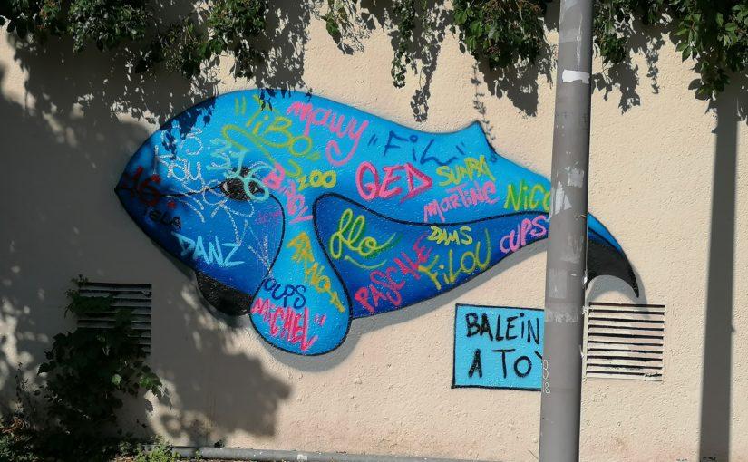 Montpellier et le Street Art