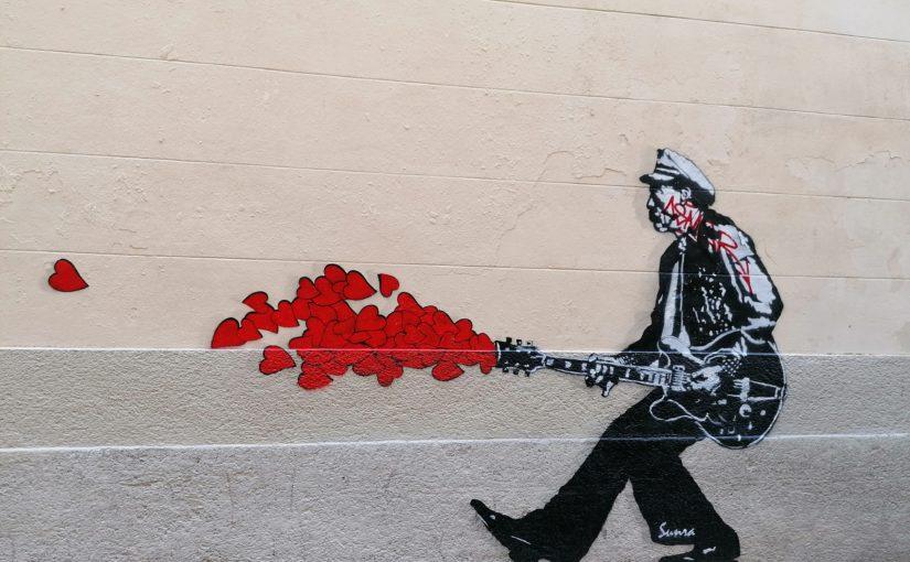 à Montpellier, du musée Fabre au street art